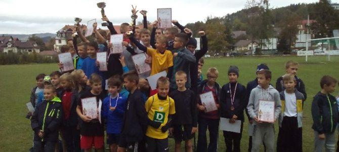 Sport w Szkole Podstawowej nr 3 w Rabce-Zdroju.